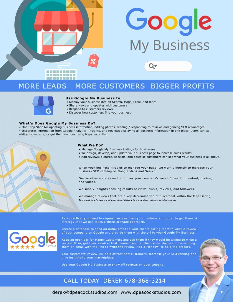Atlanta Google My Business Management