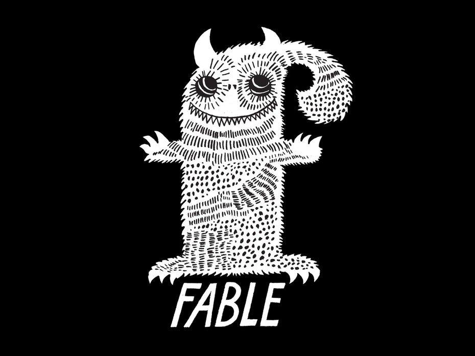 Fun - Full of Energy and Creative Vibe Logo Design